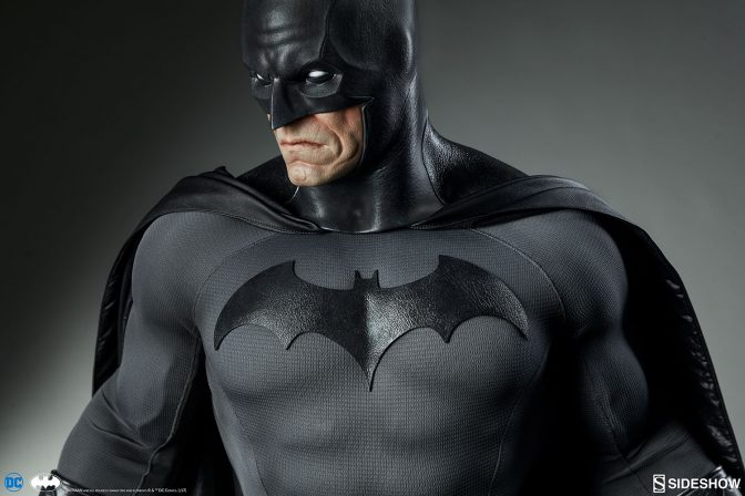 The Batman Legendary Scale™ Figure Emerges Out of the Shadows
