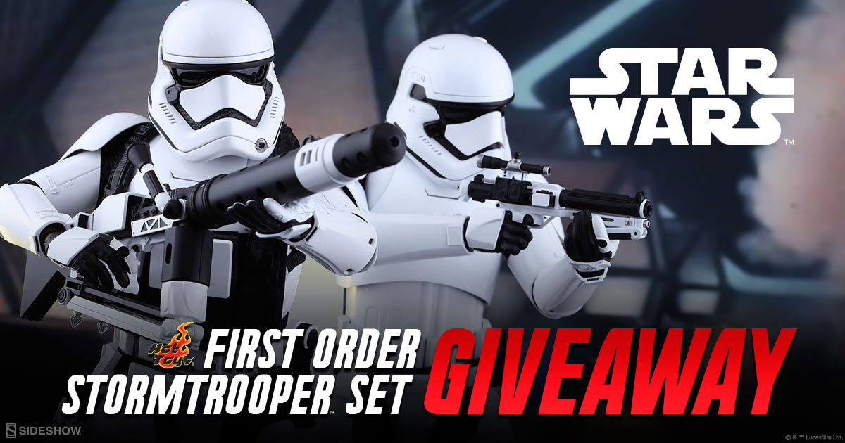 Force Friday 2017 Giveaway