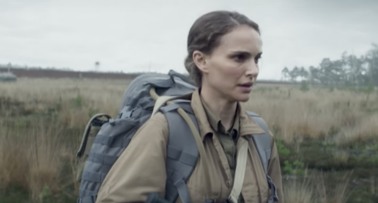 Enter Area X with the Annihilation Film Trailer