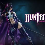 Huntress is Here for a Premium Format Figure Production Gallery Update