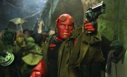 Leaving Netflix October- Hellboy