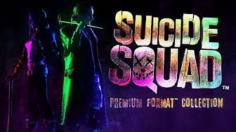 See the Suicide Squad Premium Format Collection Video!