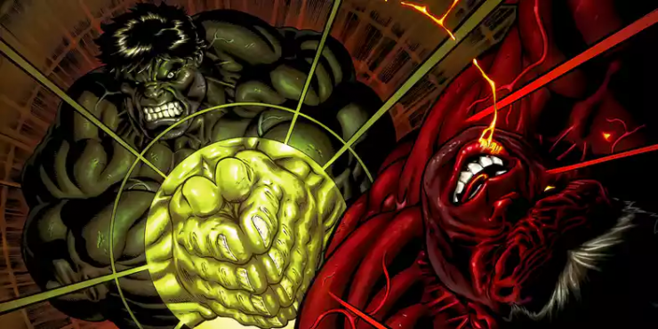 15 Superpowers You Didn't Know The Hulk Has
