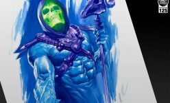 He-Man Vs. Skeletor Fine Art Lithograph Set by Alex Ross