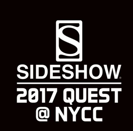 Quest for an Exclusive Sideshow Pin at NYCC 2017!