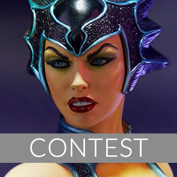 Evil-Lyn Classic Statue Giveaway