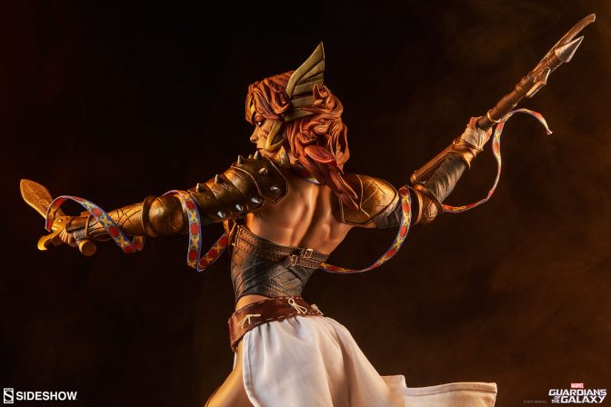 The Angela Premium Format™ Figure has a Gallery Update- Here Comes Your Guardian Angel!