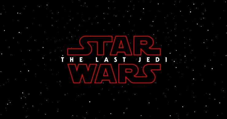 See the New Trailer for The Last Jedi Now!