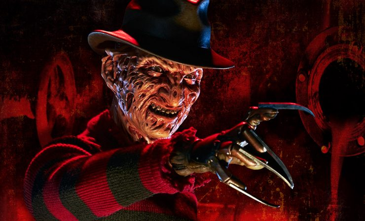 Nine Days of Maniacs, Monsters, and Madmen- Day 1: Freddy Krueger