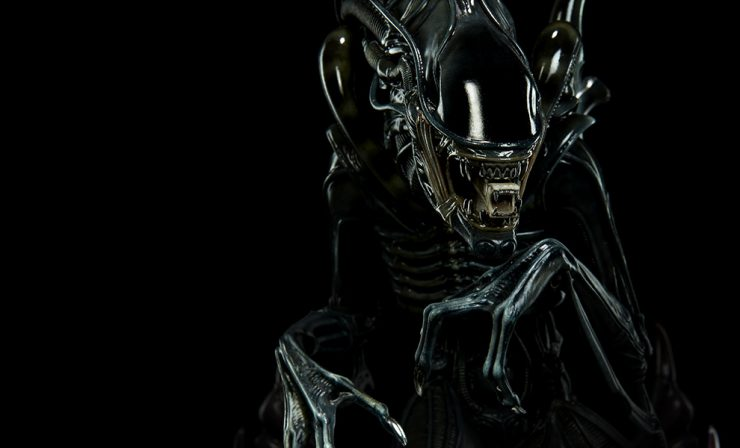 Nine Days of Maniacs, Monsters, and Madmen- Day 6: The Xenomorph