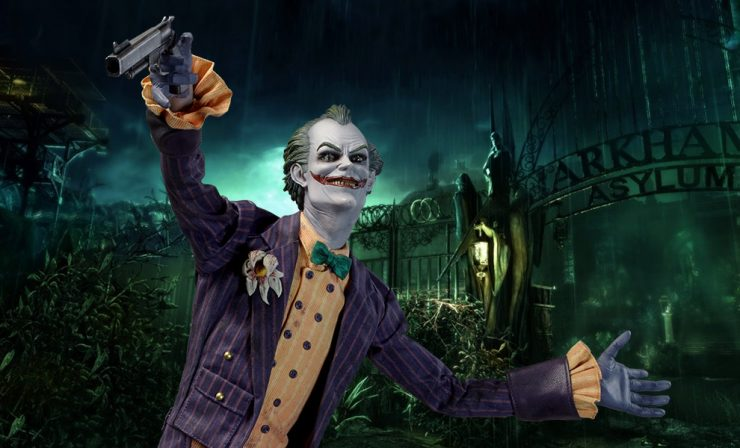 Nine Days of Maniacs, Monsters, and Madmen- Day 7: The Joker