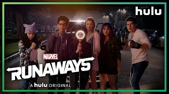 New Runaways Trailer Hints at Powers and Prehistoric Allies