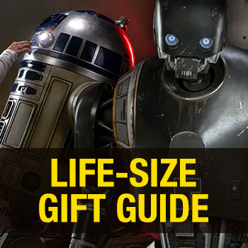 Life-Size Gift Guide Collectibles