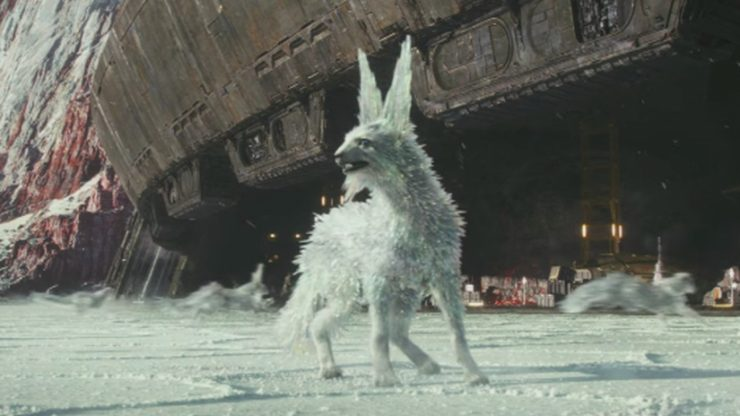 The Star Wars Crystal Foxes Have a Name
