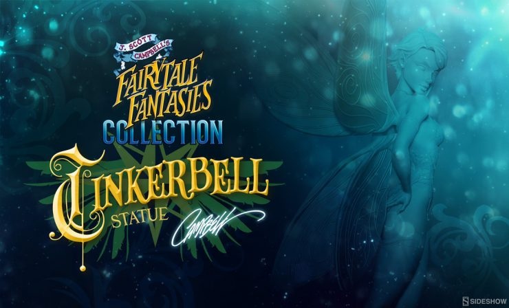 Tinkerbell Statue – J. Scott Campbell's Fairytale Fantasies