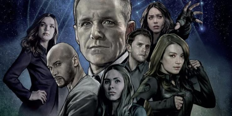 Agents of SHIELD Season 5 Premieres December 1st on ABC