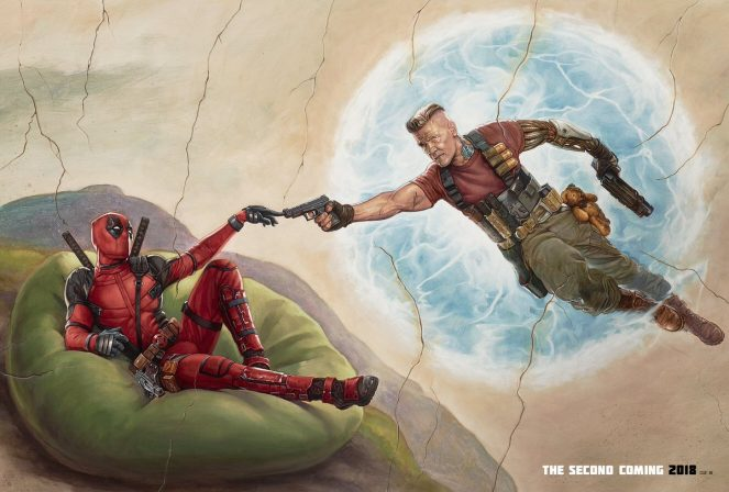 New Deadpool 2 Teaser Gets Fresh on Fresco