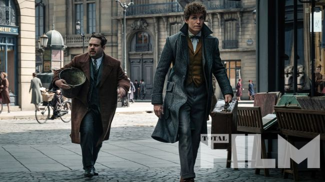 New Fantastic Beasts Image from Total Film