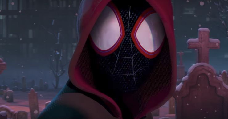 Sony Animation Debuts Trailer for Animated Spider-Verse Movie