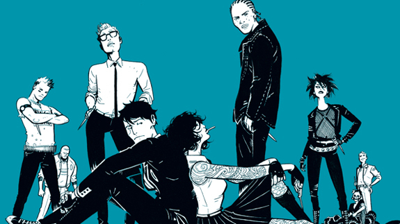Syfy's Deadly Class Pilot Wraps Shooting