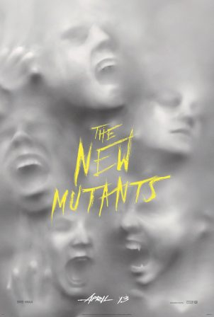 New Mutants Movie gets a New Nightmarish Poster