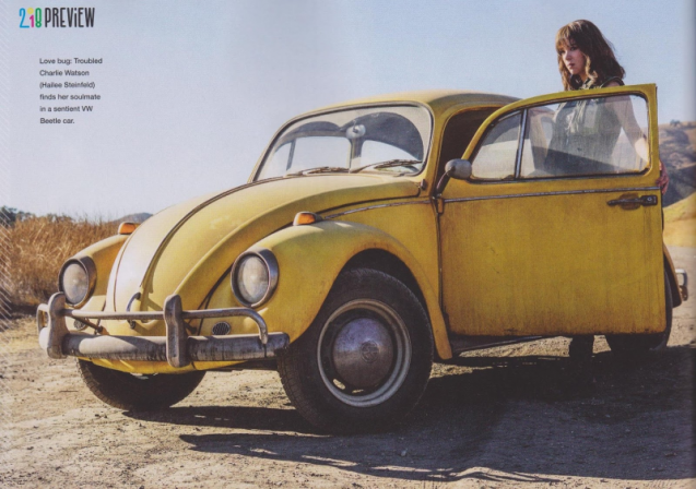 Bumblebee is Back to Classic in New Transformers Spin-Off
