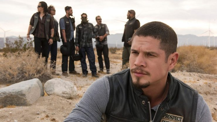 Sons of Anarchy Spinoff Mayans MC To Premiere This Year