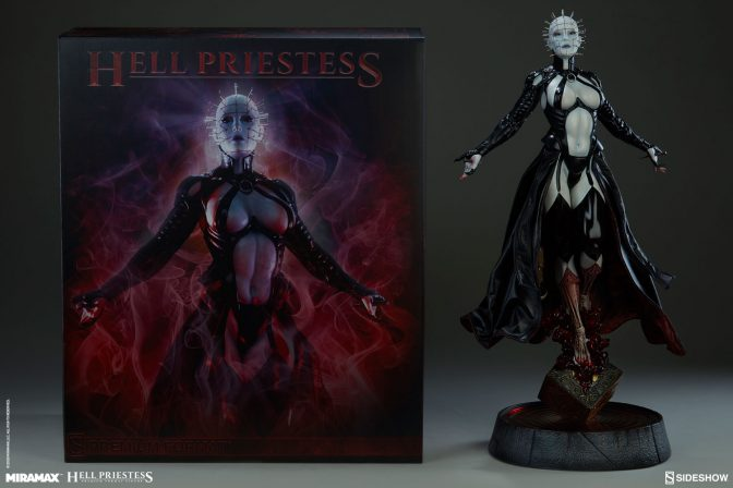 Check out the New Photos of the Hell Priestess Premium Format Figure!