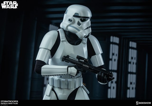 The Stormtrooper Premium Format™ Figure Approaches!
