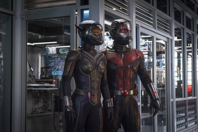 New Ant-Man and The Wasp Still and Synopsis