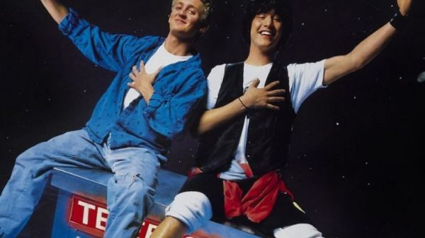 Bill and Ted 3 In the Works