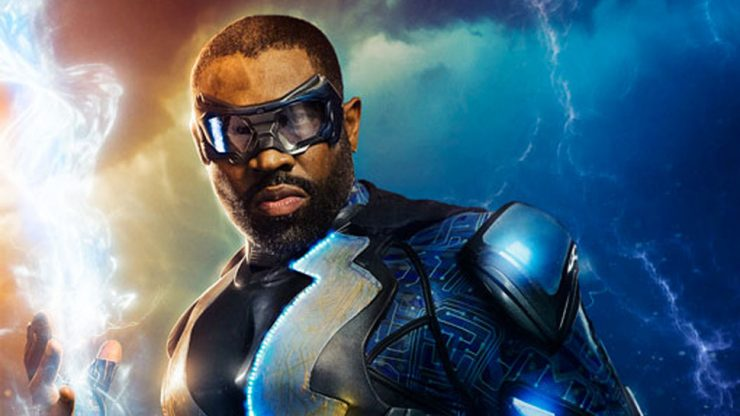 The CW Airs New Black Lightning Trailer