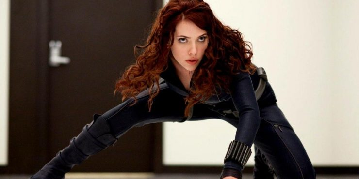 Screenwriter Hired to Script Black Widow Film for Marvel