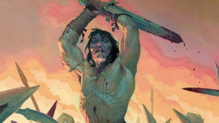 Conan the Barbarian Returns to Marvel in 2019