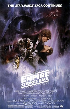 Star Wars: The Empire Strikes Back Original Poster