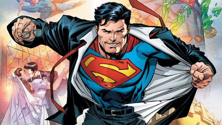 Bendis to Debut at DC with Action Comics #1000 Story
