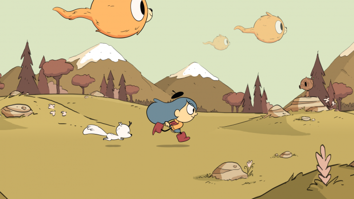 Hilda Netflix Series Will Screen First Episode in February