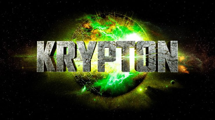 New Krypton Trailer Shows First Look at Adam Strange