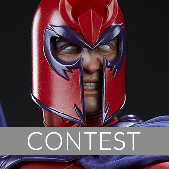 Magneto Maquette Giveaway