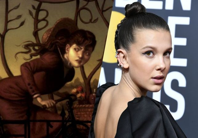 Millie Bobby Brown to Play Enola Holmes