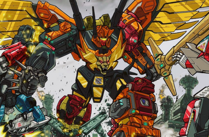 Hamill, Perlman, and More Join Transformers Animated