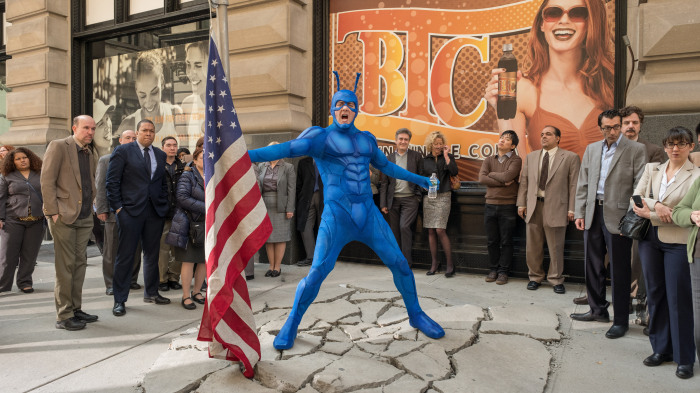 Amazon Announces More Episodes of The Tick