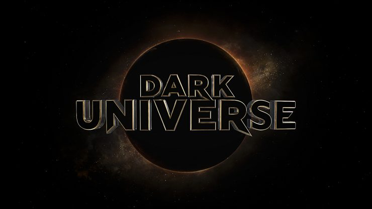 "Dark Universe Being ""Reconfigured"""