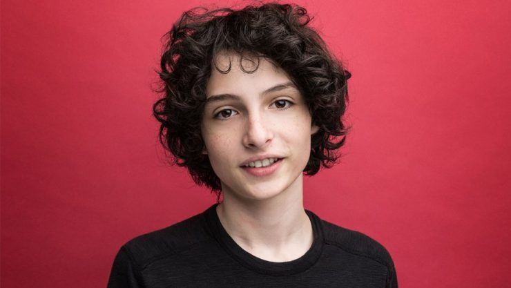Finn Wolfhard Cast in The Goldfinch