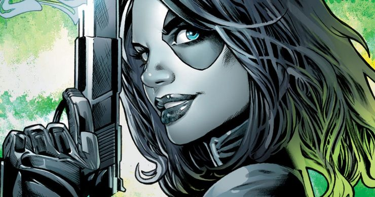 Gail Simone to Pen Domino Solo Series for Marvel