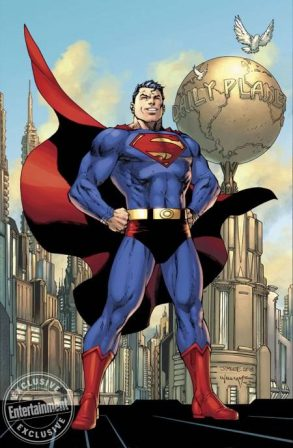 Action Comics #1000 Cover Shows Classic Superman Costume