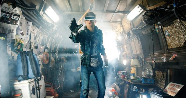 Ready Player One Release Date Moves Up