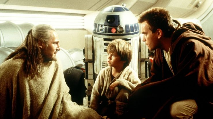 Star Wars Episode Order Begins with Prequel Trilogy