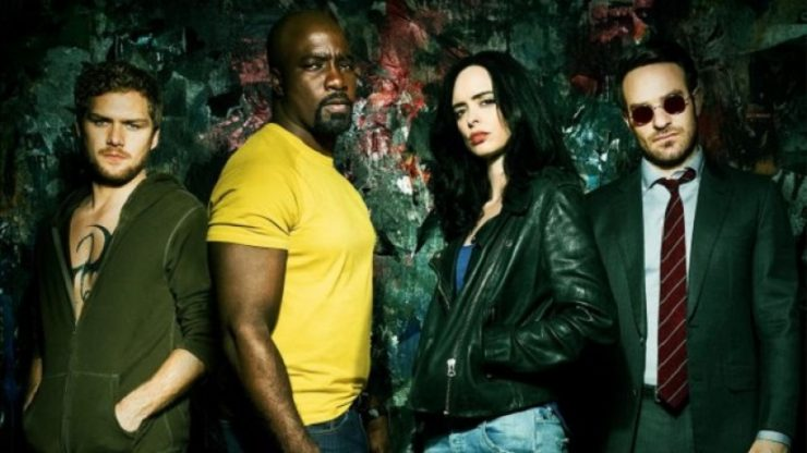 Netflix May Not Develop New Marvel Shows