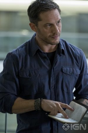 IGN Exclusively Releases First Look at Hardy's Eddie Brock